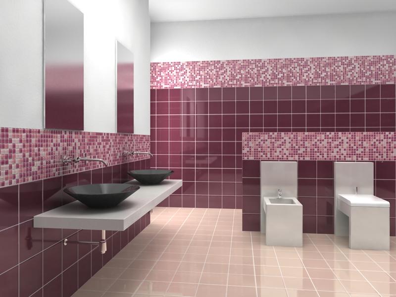 Rivestimenti bagno firenze 1 nuova golden ceramiche - Altezza rivestimenti bagno ...
